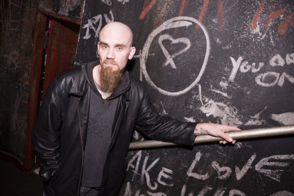Nick Oliveri's Death Electric