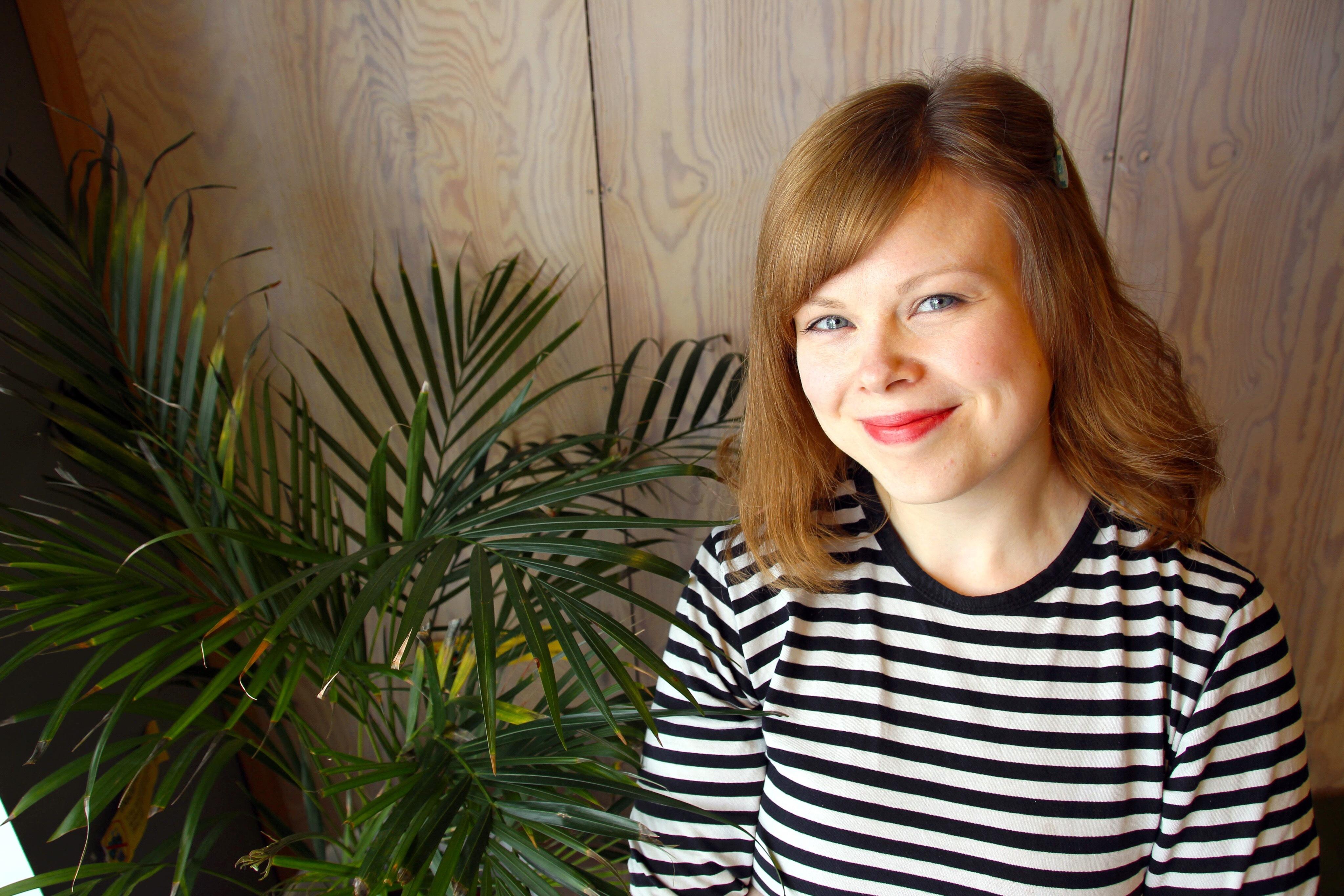 Kristine Marie Børresen 1