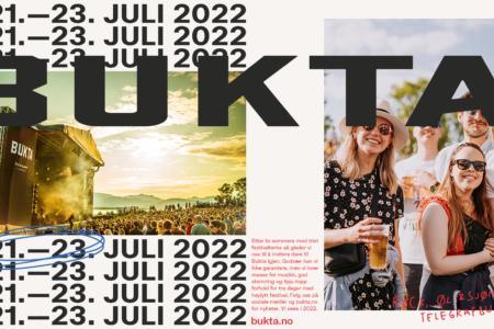 Early bird-billetter til Bukta 2022