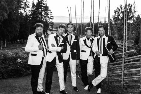 Svenske rockehelter til Bukta!